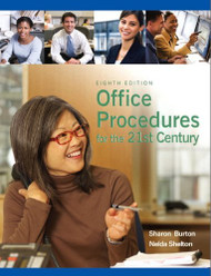 Office Procedures For The 21St Century