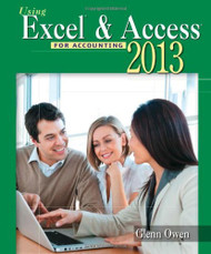 Using Excel And Access For Accounting