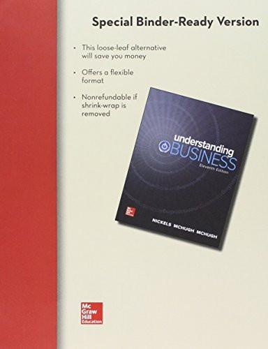 Edition Understanding Business