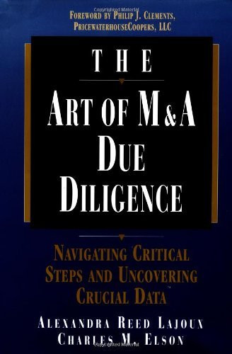 Art Of M&A Due Diligence
