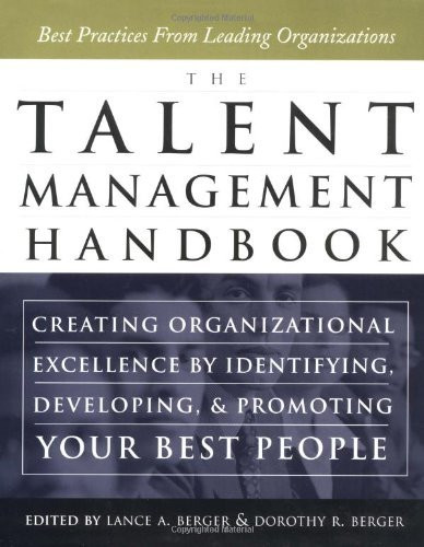 Talent Management Handbook