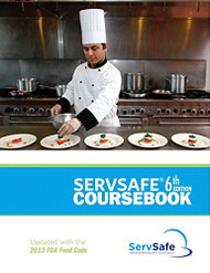 ServSafe Coursebook Revised with Online Exam Voucher Plus MyServSafeLab with