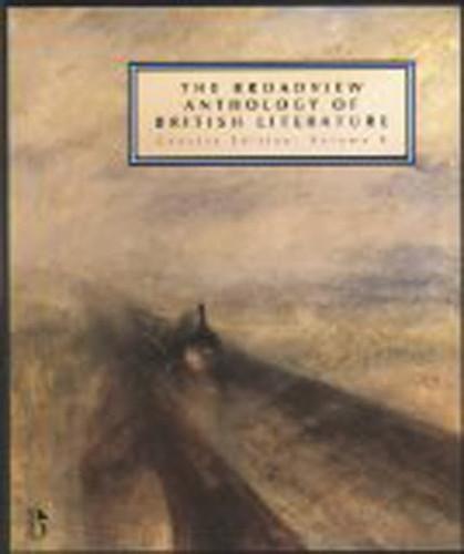 Broadview Anthology Of British Literature Volume B