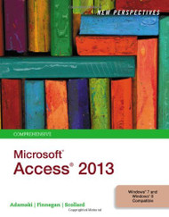 New Perspectives On Microsoft Access 2013 Comprehensive