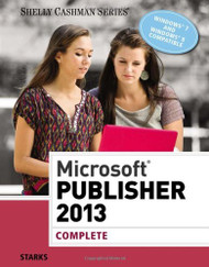Microsoft Publisher 2013 Complete