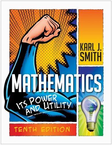 Mathematics Its Power And Utility