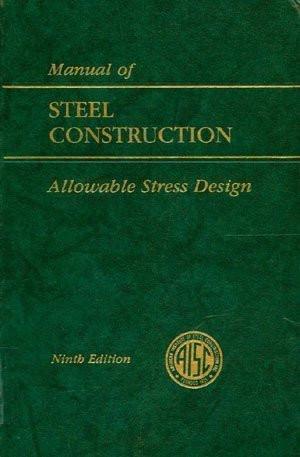 aisc manual of steel construction allowable stress design by aisc rh americanbookwarehouse com Steel Railing Designs Steel Art Design