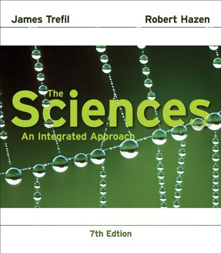 Sciences An Integrated Approach