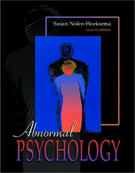 Abnormal Psychology -  Susan Nolen-Hoeksema