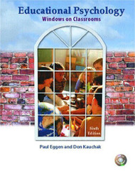 Educational Psychology Windows On Classrooms