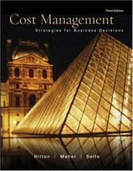 Cost Management - Ronald Hilton