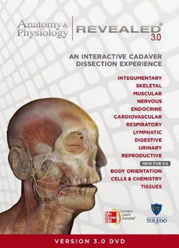Anatomy & Physiology Revealed DVD