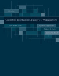 Corporate Information Strategy And Management