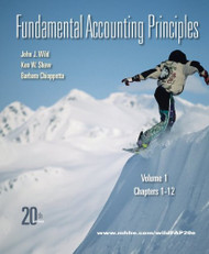 Fundamental Accounting Principles Volume 1