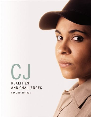 Cj Realities And Challenges (Criminal Justice)