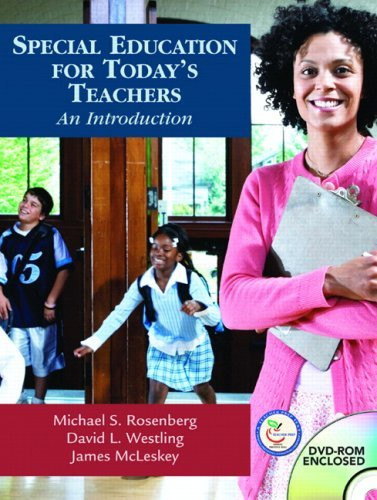 Special Education For Today's Teachers