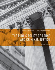 Public Policy Of Crime And Criminal Justice