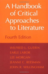 Handbook Of Critical Approaches To Literature