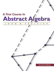 Course In Abstract Algebra