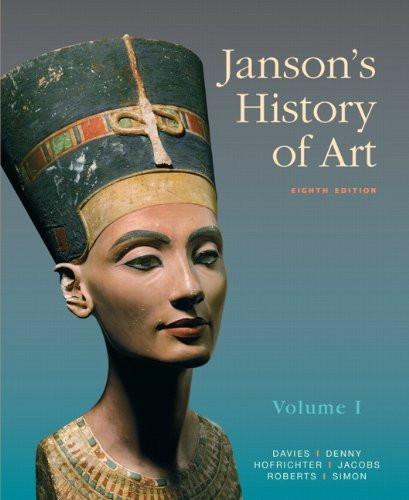 Janson's History Of Art Volume 1