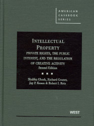 Intellectual Property Private Rights The Public Interest And The Regulation Of Creative Activity