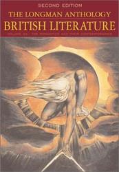 Longman Anthology Of British Literature