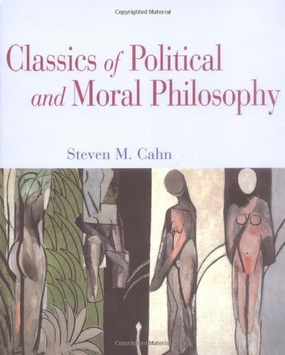 Classics Of Political And Moral Philosophy