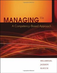 Management A Competency-Based Approach