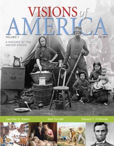 Visions Of America Volume 1