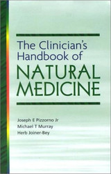 Clinician's Handbook Of Natural Medicine
