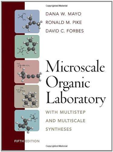 Microscale Organic Laboratory