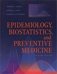 Jekel's Epidemiology Biostatistics Preventive Medicine And Public Health