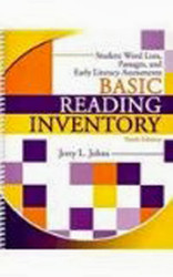 Basic Reading Inventory: Student Word Lists Passages & Early Literacy