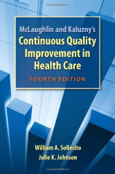 Mclaughlin Continuous Quality Improvement In Health Care