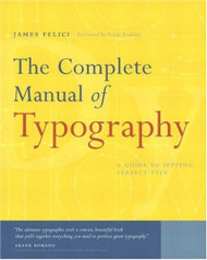 Complete Manual Of Typography