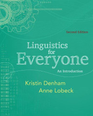 Linguistics For Everyone