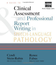 Guide To Clinical Assessment And Professional Report Writing In by Cyndi Stein-Rubin