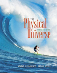 Study Guide For The Physical Universe