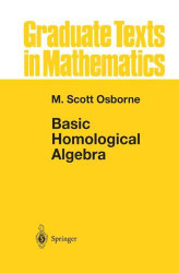 Basic Homological Algebra