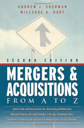 Mergers and Acquisitions from A to Z