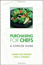 Purchasing For Chefs