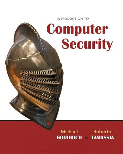 Introduction To Computer Security