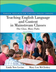Teaching Learners Of English In Mainstream Classrooms