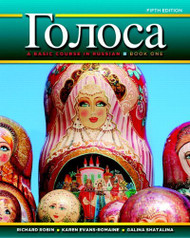 Golosa A Basic Course In Russian Book 1