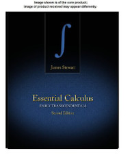 Student Solutions Manual For Stewart's Essential Calculus: Early Transcendentals
