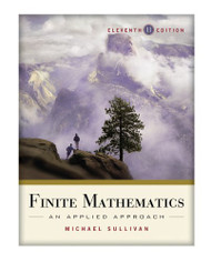 Finite Mathematics An Applied Approach