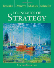Economics Of Strategy