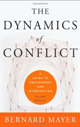Dynamics Of Conflict Resolution