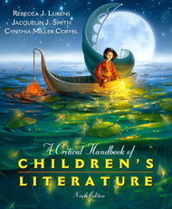 Critical Handbook Of Children's Literature