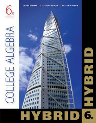 College Algebra Hybrid by James Stewart